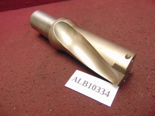 SECO 1-5/8 INDEXABLE INSERT DRILL SD502-1652-325-1500R7 ALB 10334