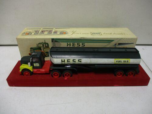 1967 Hess Truck Red Velvet