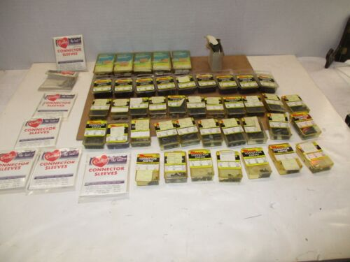 Mason Connector Sleeves & ALOT MORE  Brand New!!! ***** 50 PACK BUNDLE **