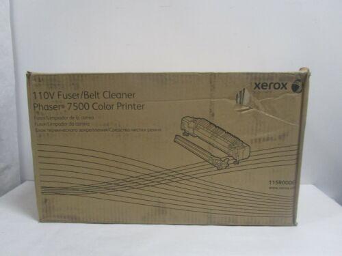 GENUINE XEROX 115R00061 110V FUSER BELT CLEANER ASSEMBLY PHASER 7500 NEW SEALED