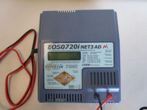 Hyperion Products EOS 0720i Net3 AD Multi Chemistry Charger Discharger System