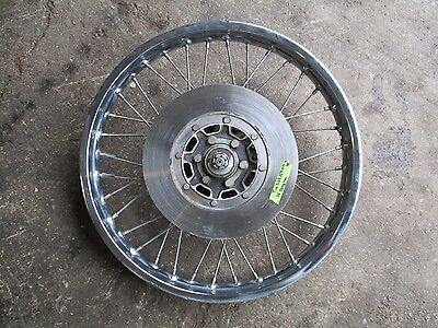- Vintage 75 Yamaha XS 500 Motorcycle Chrome Front Spoke Wheel 74 76 ?