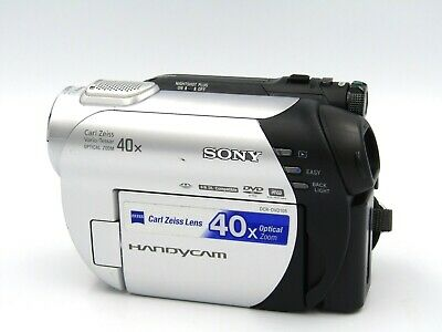 Sony Handycam Camcorder Digital Video Recorder DCR-DVD108 w/ Carrying Case -USED Handycam Carrying Case