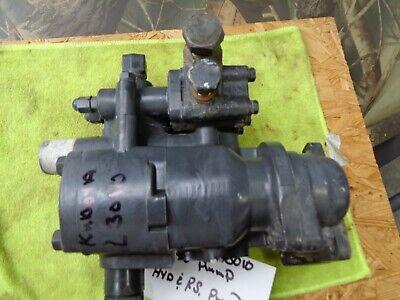 Kubota L3010 Hydraulic Pump. Ta220-36400 And Others