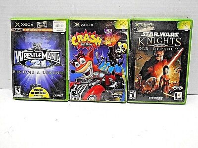 Star Wars Knights Of The Old Republic Crash Tag Team Racing Wrestle Mania21 (Star Wars Knights Of The Old Republic Crash)