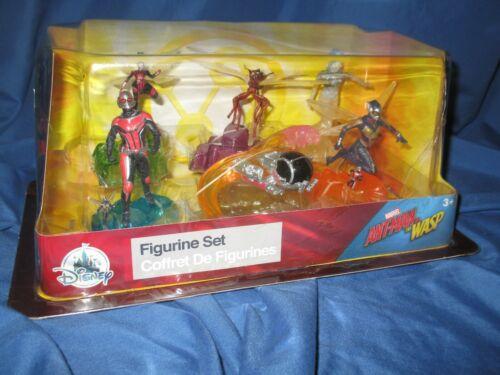 ANT-MAN & THE WASP Disney Store PVC Figure/Figurine Set ~MARVEL COMICS