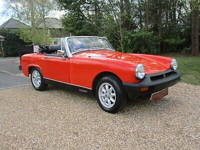 1978 MG Midget 1500 Sports (Debit Cards Accepted & Delivery) NO RESERVE