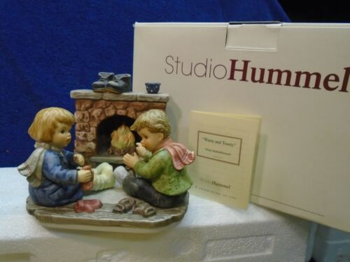 Hummel - Warm and Toasty, Limited Edit, Berta Studio Hummel, BH292, mint in box