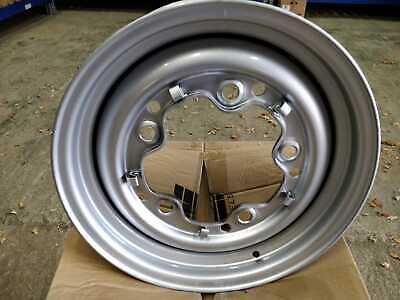 "4.5""x15"" JBW SMOOTHIE STEEL WHEEL TO VW Split screen 1950-67"