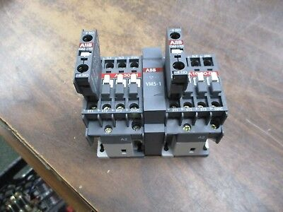Abb 2- Speed Contactor A9-30-01a16-30-01 120v Coil 21a30a 600v Used