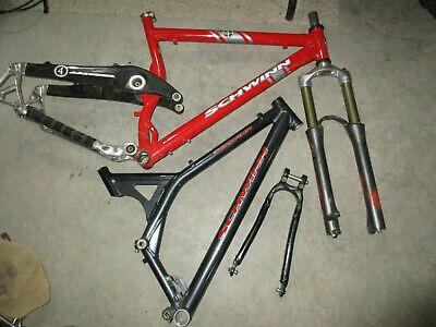 Bicycle Frames - Schwinn Homegrown
