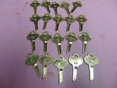 20 Keys  Eagle 01014sm Keys Blanks Uncut  Locksmith