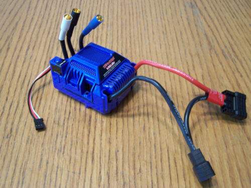 X-MAXX VXL-8S ESC (Brushless Speed Control Velineon 8s 30+ Volts Traxxas 77086-4