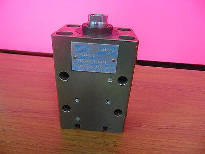 Vega S.r.l  Intelligent Hydraulic Cylinder Plastic Injection Molding Machine Ram
