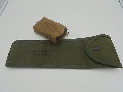 NIW Sniper Scope MRT Case 7631596 M84 D Base Garand M81 M37 M82 M1C 1903a4 M1D  for sale  Cottondale