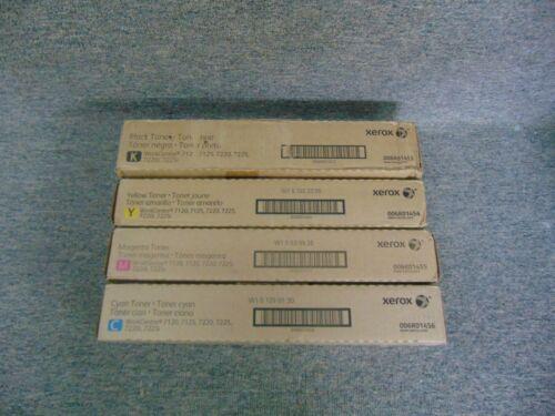 006R01453 Black 006R01454 Yellow 006R01455 Magenta 006R01456 Cyan  Xerox Toners