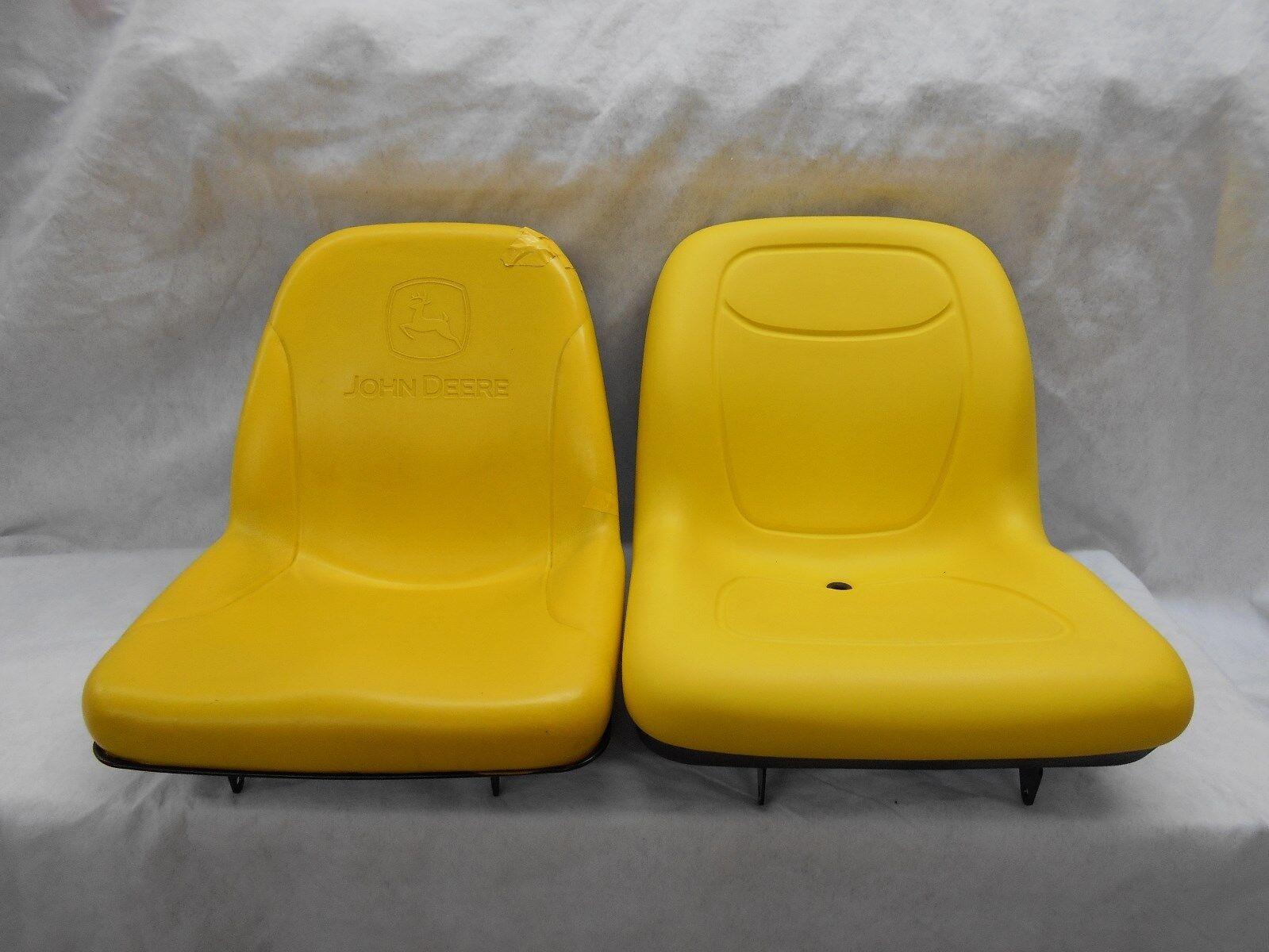 YELLOW SEAT JOHN DEERE COMPACT TRACTORS 2305 2320,2520,2720,
