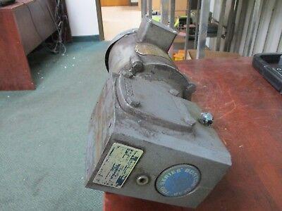 Boston Gear Motor Wgear 34k29-872 5hp 1800rpm 208-230460v 2.1-21a Fr 56c