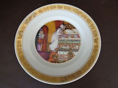 Royal Copenhagen Hans Christian Andersen Collector Plate (Cat.#5A040)