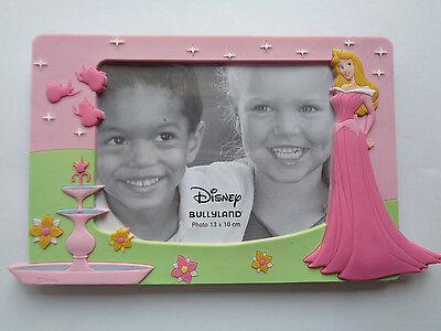 Aurora * Prinzessinnen*Princess*Bilderrahmen * Bullyland * 13 x 10 cm Disney*Neu