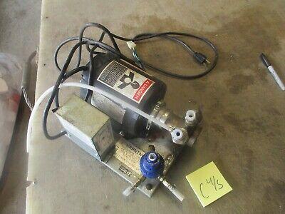 Used 13-hp Cornelius Timed Carbonator Pump Procon For Soda Fountain Free Ship