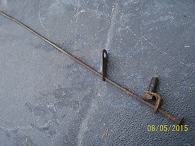 Vintage Ford 871 Gas Tractor -choke Rod Bolt- 1959