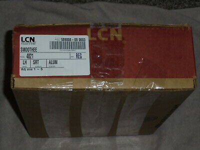 Lcn 4021 Lh Smoothee Door Closure New In Box