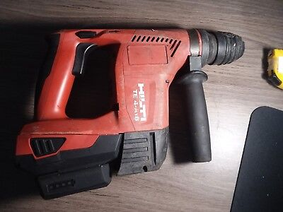 Hilti Te 4-a18 Cordless Hammer Drill With 2.6 Ah Battery