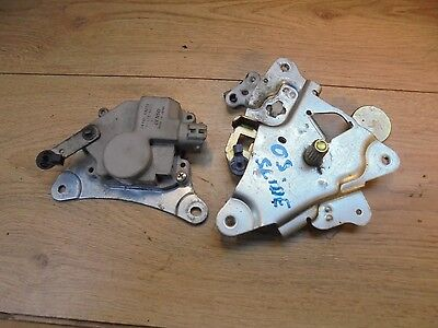 SUZUKI CARRY VAN 1999-05 OFFSIDE DRIVER FRONT CENTRAL LOCKING MOTOR 101528-0670