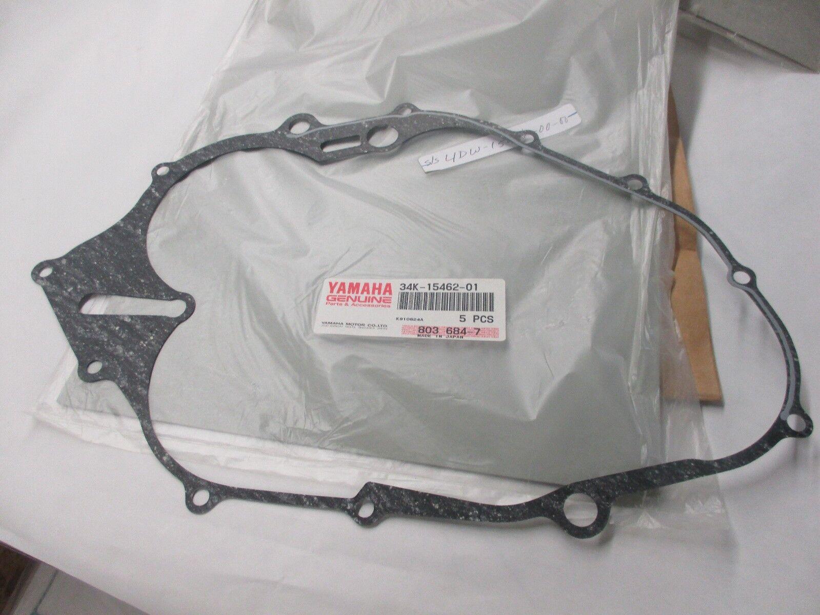 NOS Yamaha 1991-1992 XT600 Crankcase Gasket 3 34K-15462-01