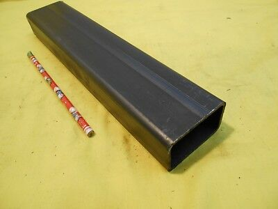 1 12 X 2 12 X 12 Rectangular Steel Tube Structural Tubing Welding Stock