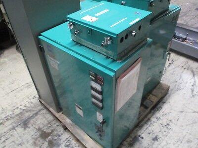 Onan Automatic Transfer Switch Otb-3386537 225a 240v 60hz 3p Used