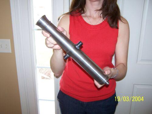 1841 1/4 scale civil war black powder muzzle load cannon-SUPER LOUD!-