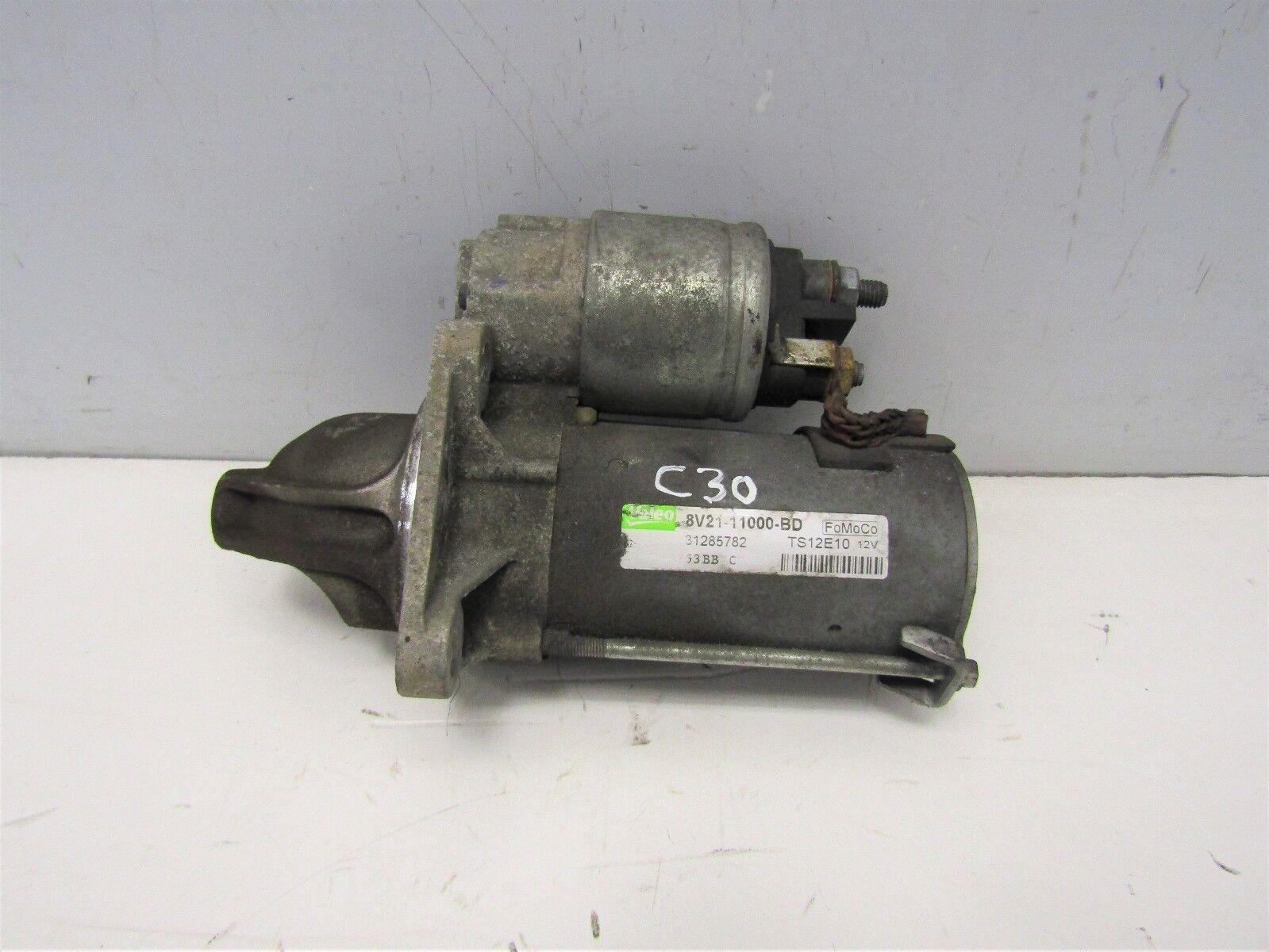 VOLVO C30 2010-12 STARTER MOTOR (1.6l 16v Petrol B4164S3) 31285782        #2367V