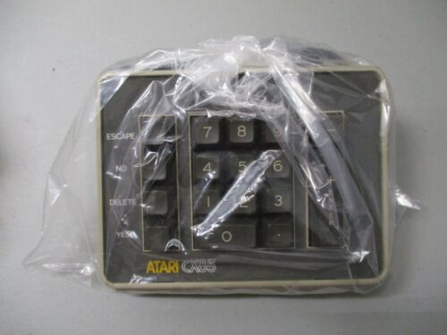 Atari CX85 Numeric Keypad CX-85 NEW SEALED NOS NIB