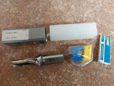 Iscar Sumocham Dcn 0709-213-100a-3d Indexable Tip Drill