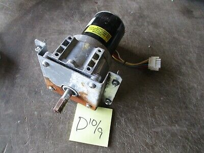 Used Ice Auger Motor For Cornelius Soda Fountain Ed175-bch Works But Rusty