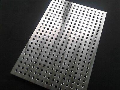 Sacrificial Fixture Plate Or Mini Pallet - 8 X 12 Aluminum
