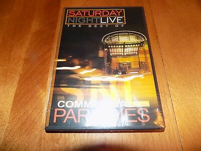 SATURDAY NIGHT LIVE THE BEST OF COMMERCIAL PARODIES SNL TV Classic DVD