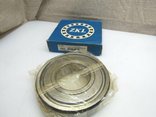 ZKL 6310-ZZ C3 50mm X 110mm X 27mm Shielded Deep Groove Bearing