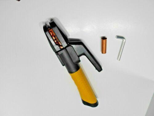 800 AMP Ark Stick Welding Stinger Electrode Rod Holder Clamp
