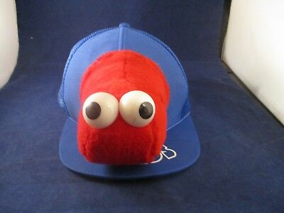 Willy Wonka Nerds Candy Promotional Hat Blue Snapback - Willy Wonka Hat