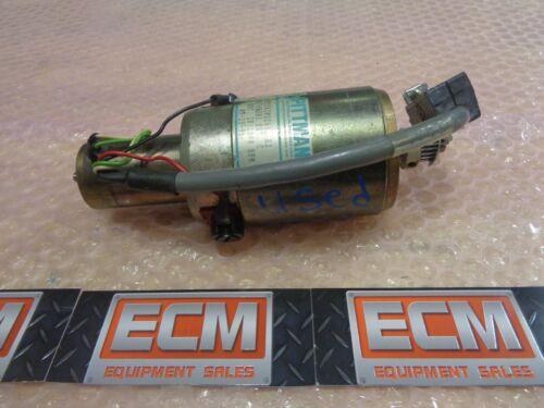 PWC Motor Assembly 44765301