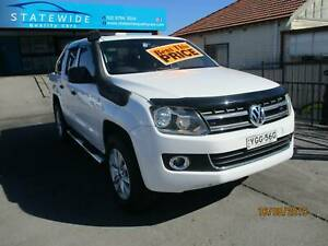 2013 Volkswagen Amarok TDI 4MOTION Automatic Ute Yagoona Bankstown Area Preview
