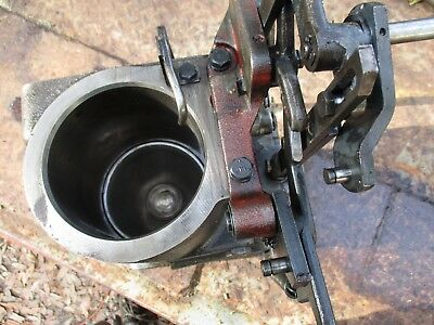 1964 Farmall 706 Gas Farm Tractor 3 Point Lift Cylinder Free Shipping