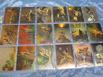 Trading Cards  1996  , Boris Vallejo  , Fantasy Kunst  Crom  Sammelbilder  / 183