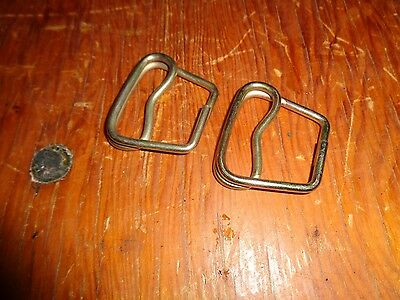 Ford Tractor 4000-5000 3pt Lift Arm Ball Ends Retainer Springs 2