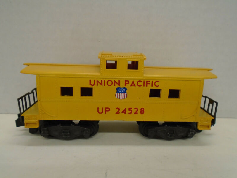 Custom Painted American Flyer Union Pacific Caboose S GAUGE