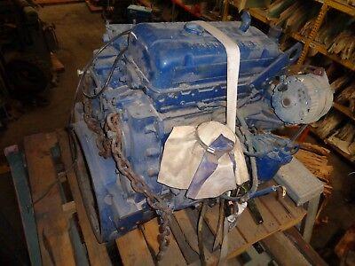 Detroit Diesel 3-53 Engine Industrial Model 5033-7008 Turns Well