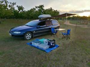 Backpacker Car (Holden Commodore) For Sale!!